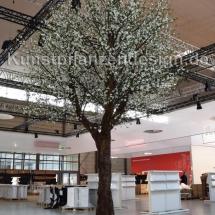pfirsichblütenbaum h.500cm,dm.350cm